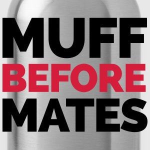 Muff Before Mates  Sweat-shirts - Gourde