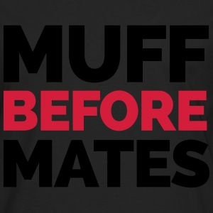 Muff Before Mates  Sweat-shirts - T-shirt manches longues Premium Homme