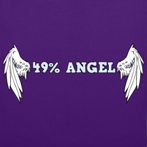 49%angel T-Shirts - Tote Bag