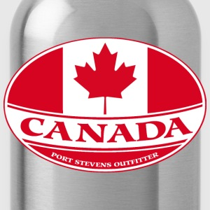 Canada T-Shirts - Trinkflasche