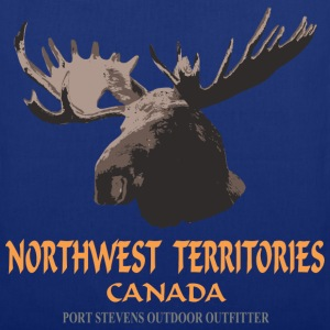 Northwest Territories T-Shirts - Stoffbeutel