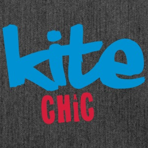 Kite Chic - Schultertasche aus Recycling-Material