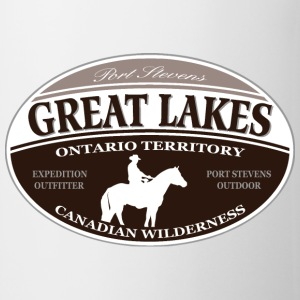 Great Lakes Magliette - Tazza