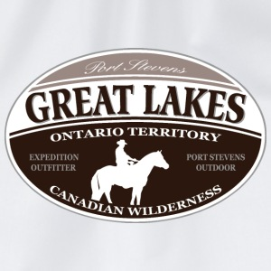 Great Lakes Tee shirts - Sac de sport léger