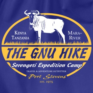 The Gnu Hike Tee shirts - Sac de sport léger