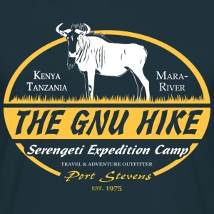 The Gnu Hike Sweaters - Mannen T-shirt