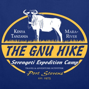 The Gnu Hike T-Shirts - Tote Bag