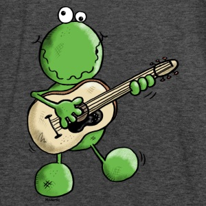 Rock and Pop Frog - Grenouille Sweat-shirts - Débardeur Femme marque Bella