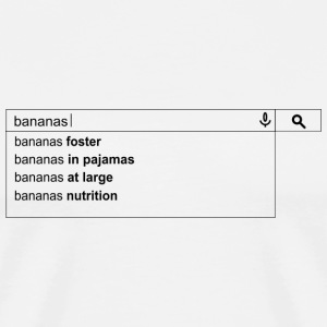 bananas Tops - Men's Premium T-Shirt