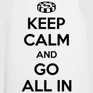 Poker: Keep calm and go all in T-paidat - Esiliina