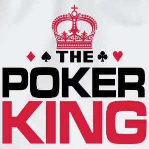 Poker King T-Shirts - Drawstring Bag