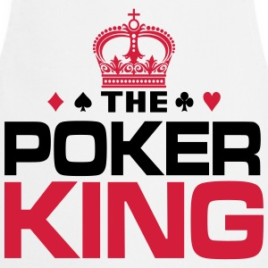Poker King T-shirts - Keukenschort