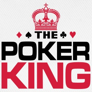 Poker King T-shirts - Baseballcap