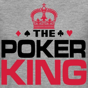 Poker King Tee shirts - T-shirt manches longues Premium Homme