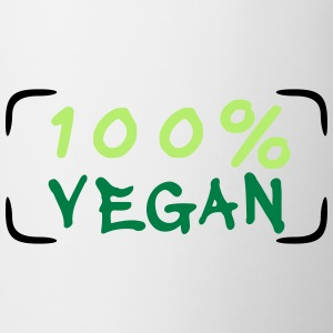 100 percent Vegan Hoodies - Mug
