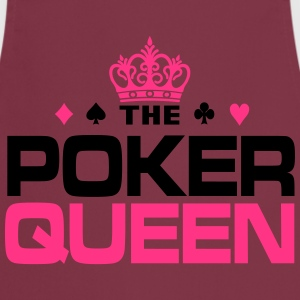 Poker Queen T-Shirts - Cooking Apron