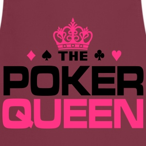 Poker Queen T-shirts - Keukenschort