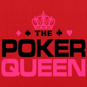 Poker Queen Tee shirts - Tote Bag