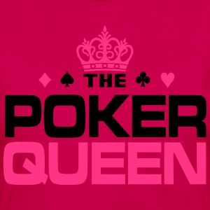 Poker Queen T-Shirts - Women's Premium Longsleeve Shirt