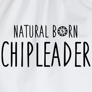 Natural born chipleader T-Shirts - Drawstring Bag