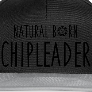 Natural born chipleader T-shirts - Snapback Cap