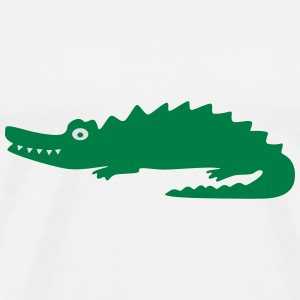 Crocodile Tops - Men's Premium T-Shirt
