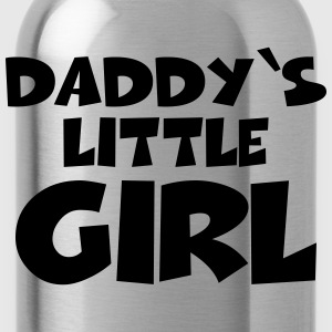 Daddy's little girl T-Shirts - Water Bottle