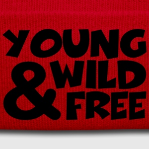 young, wild and free T-Shirts - Winter Hat