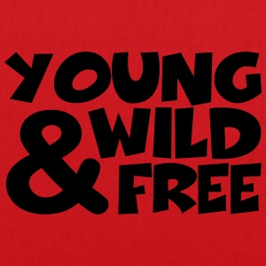 young, wild and free T-Shirts - Tote Bag