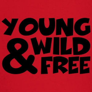 young, wild and free T-Shirts - Baby Long Sleeve T-Shirt
