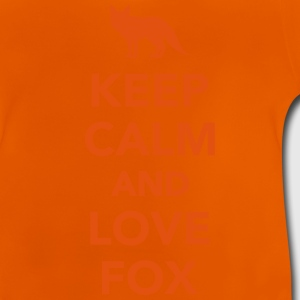 Keep calm and love fox T-Shirts - Baby T-Shirt