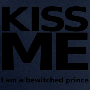 Kiss me I am a bewitched Prince Long sleeve shirts - Men's Sweatshirt by Stanley & Stella