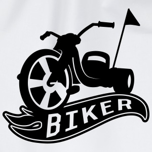 Biker Chopper T-Shirts - Turnbeutel