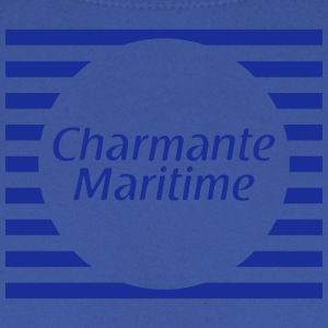 Charmante Maritime Tabliers - Sweat-shirt Homme