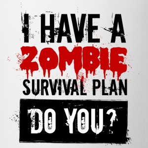 I have a zombie plan - Tasse