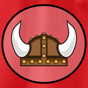 Viking helmet in the district Shirts - Gymtas