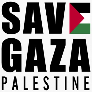 Save Gaza - Palestine  Hoodies & Sweatshirts - Men's Premium Longsleeve Shirt