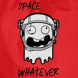 Astronaut Space whatever T-shirts - Gymtas