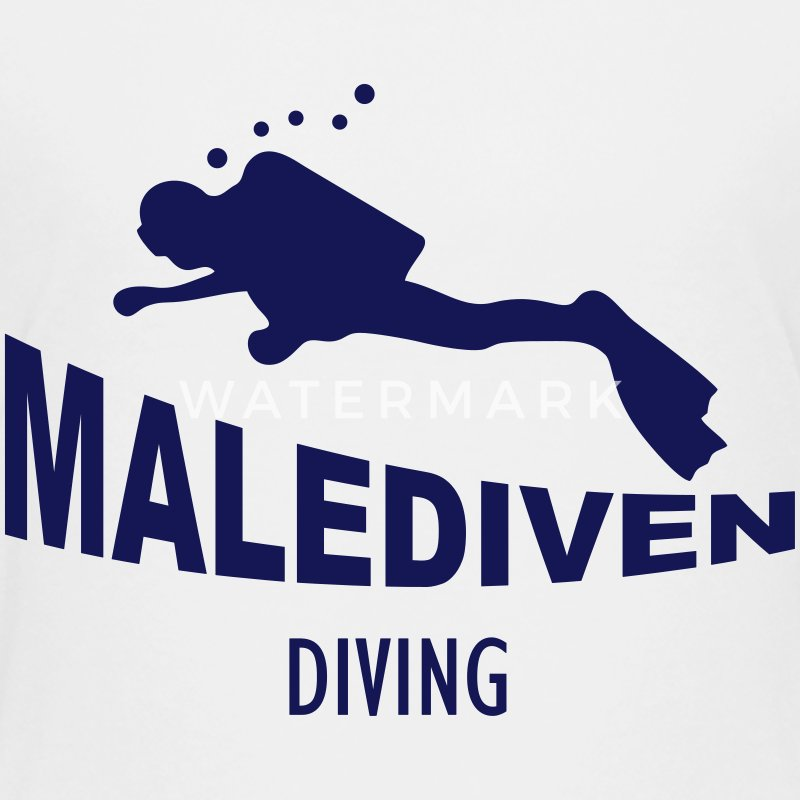 Malediven Diving T-Shirts - Teenager Premium T-Shirt