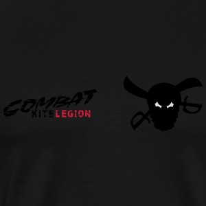 kitelegion_combat_vec_2 en Jackets & Vests - Men's Premium T-Shirt