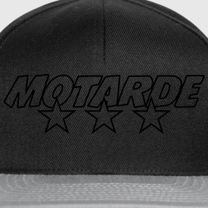 Motarde Tee shirts - Casquette snapback