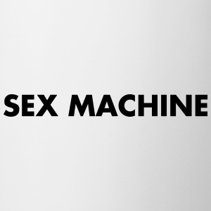 Sex Machine Tee shirts - Tasse