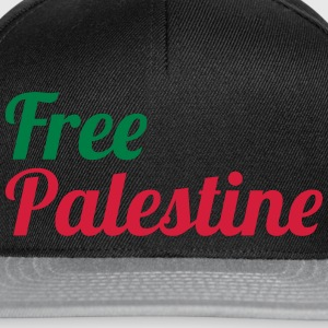 Free Palestine Tee shirts - Casquette snapback