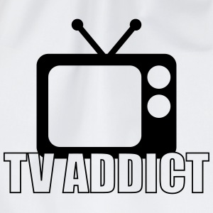 TV Addict Tee shirts - Sac de sport léger
