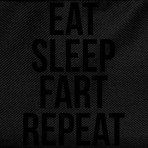 eat sleep fart repeat Sweat-shirts - Sac à dos Enfant