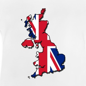 UK - Great Britain T-Shirt  - Baby T-Shirt