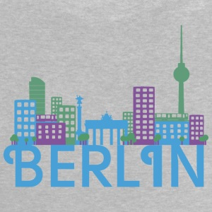 Skyline of Berlin Long Sleeve Shirts - Baby T-Shirt