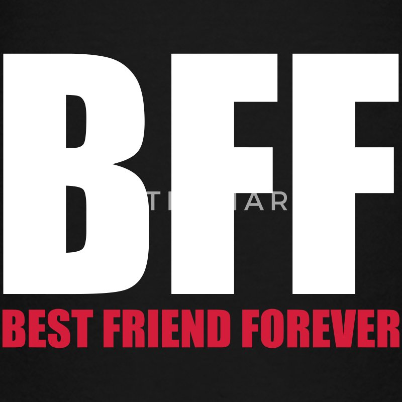 Best Friend Forever T-Shirts - Kinder Premium T-Shirt