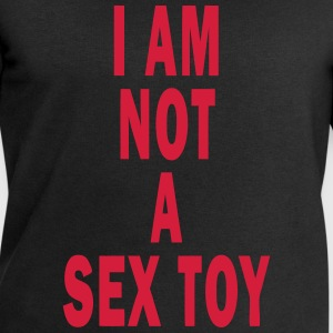 I am not a sex toy Tops - Men's Sweatshirt by Stanley & Stella