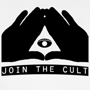 Joint the Cult T-shirts - Baseballcap
